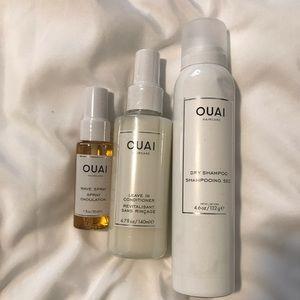 Ouai hair products